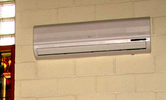 Ductless Air Conditioners St Paul Minneapolis Mn
